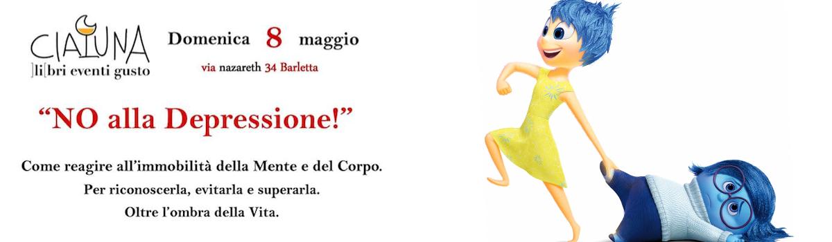 Evento Depressione 8 maggio Francesco Attorre